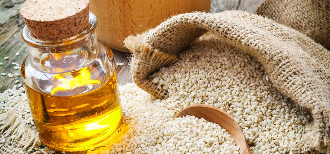 Beneficios de aceite de sésamo para el cabello