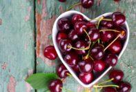Beneficios para la salud de cerezas