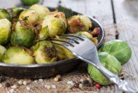 Beneficios para la salud de coles de Bruselas