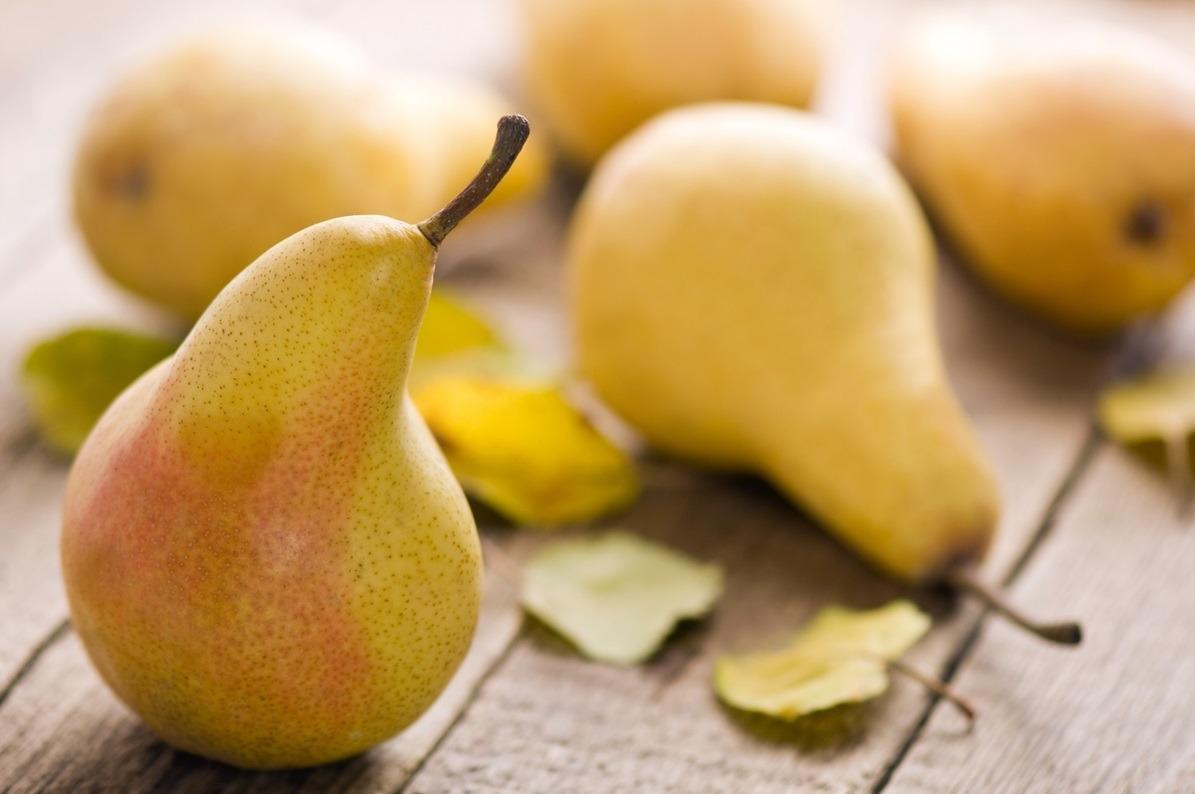 Beneficios para la salud de comer peras