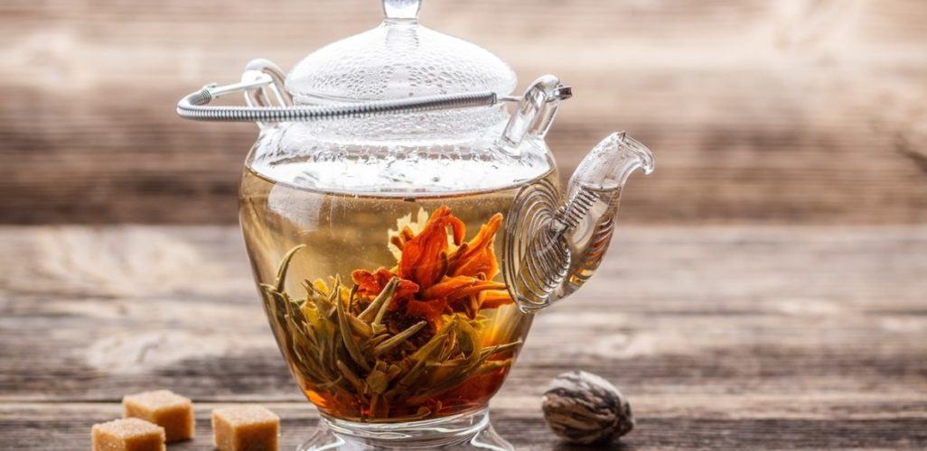 Beneficios para la salud del té floreciente