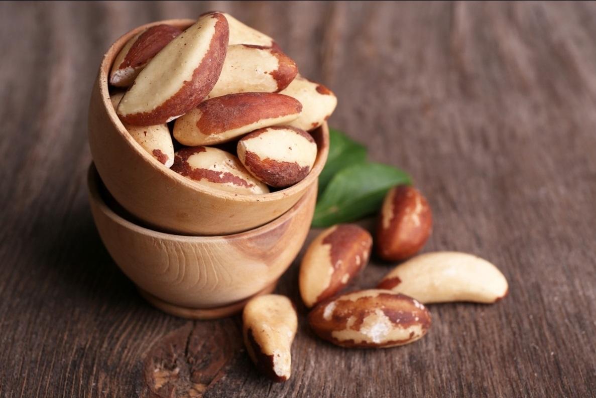 Beneficios para salud de las nueces de Brasil