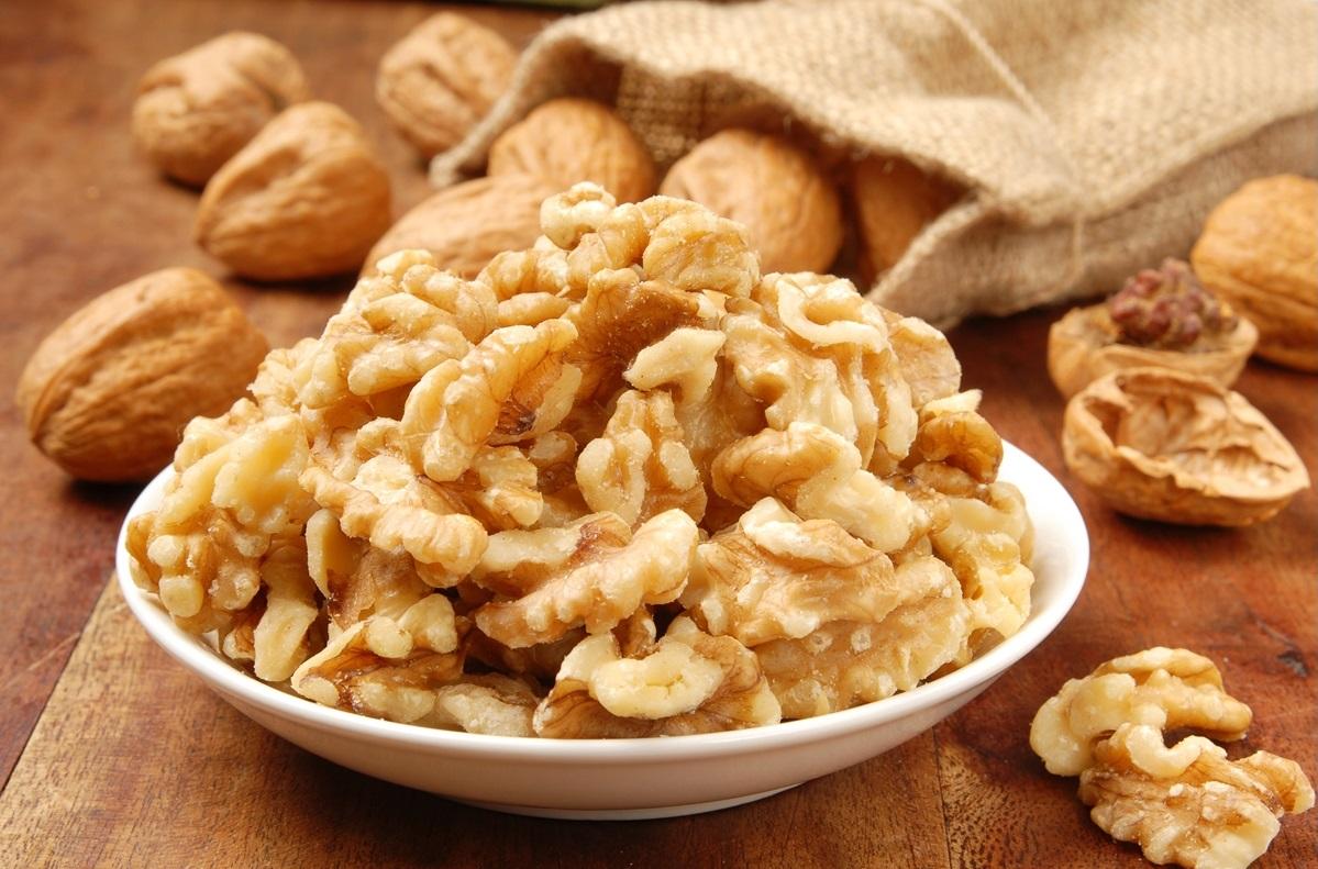 Beneficios para salud de las nueces