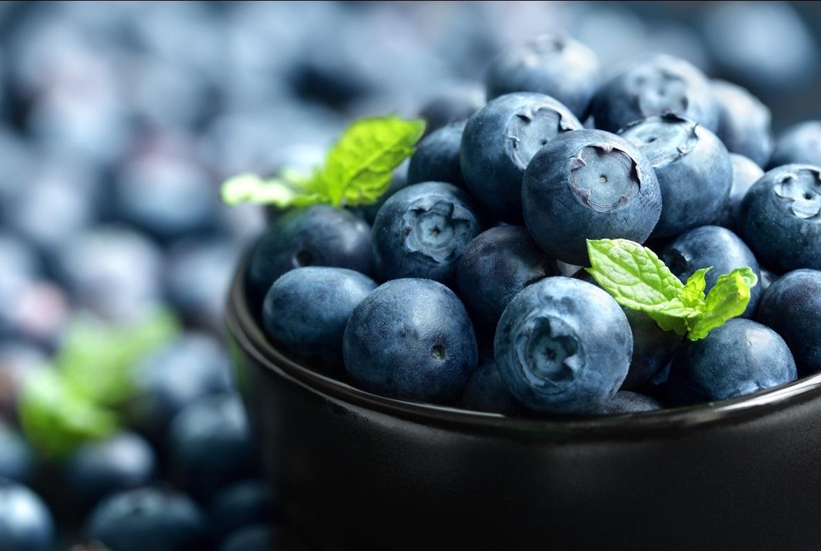 Beneficios para salud de los arándanos