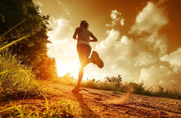 Corriendo