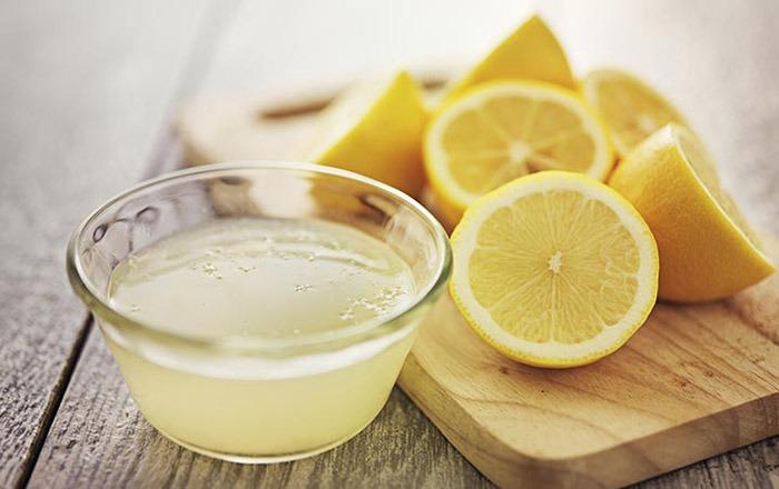 Jugo de limón Y Amla en polvo