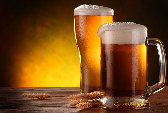 La cerveza