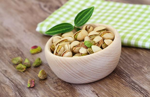 Los pistachos
