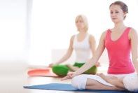 Meditación de Vidya del yoga