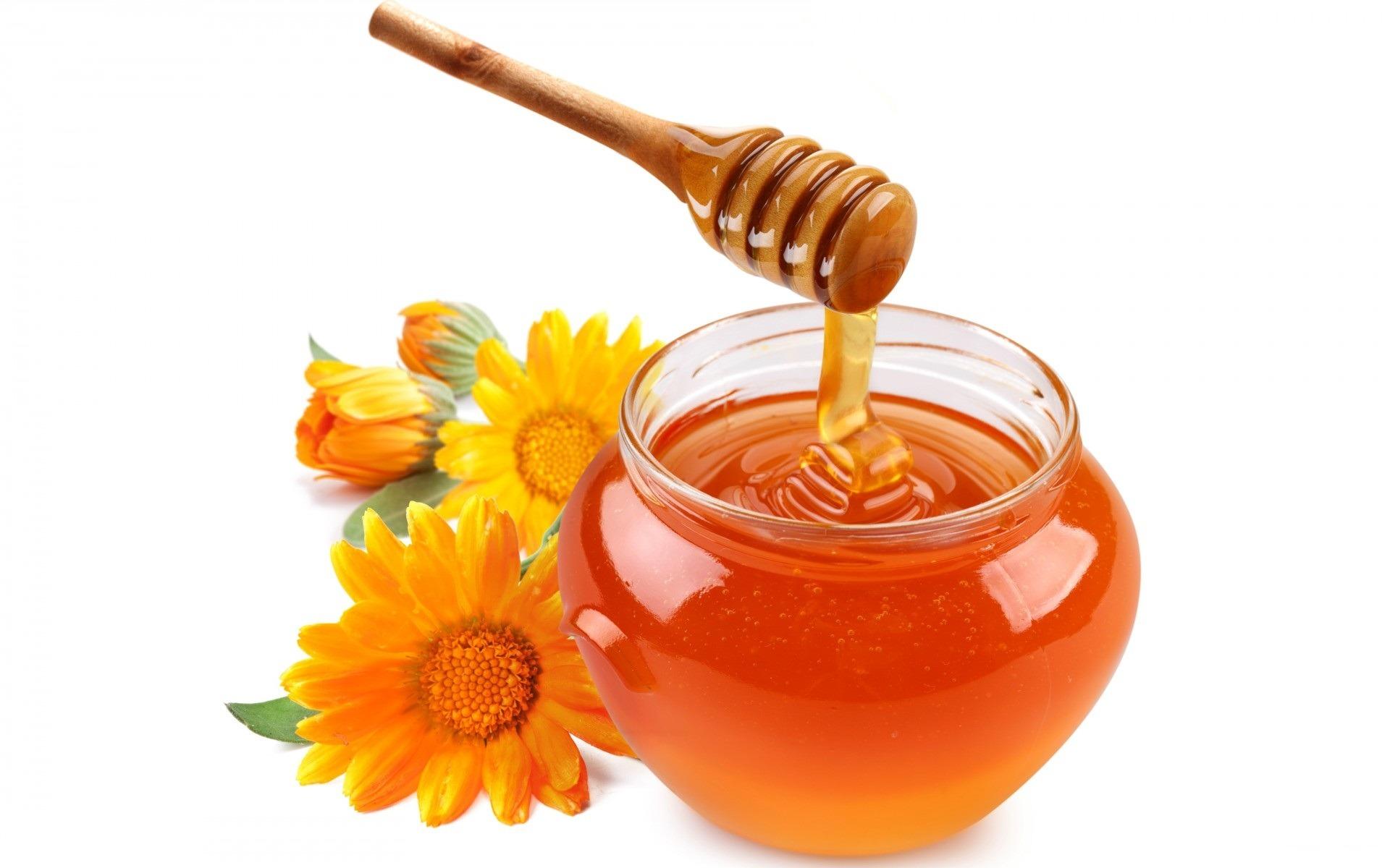 Miel para el acné