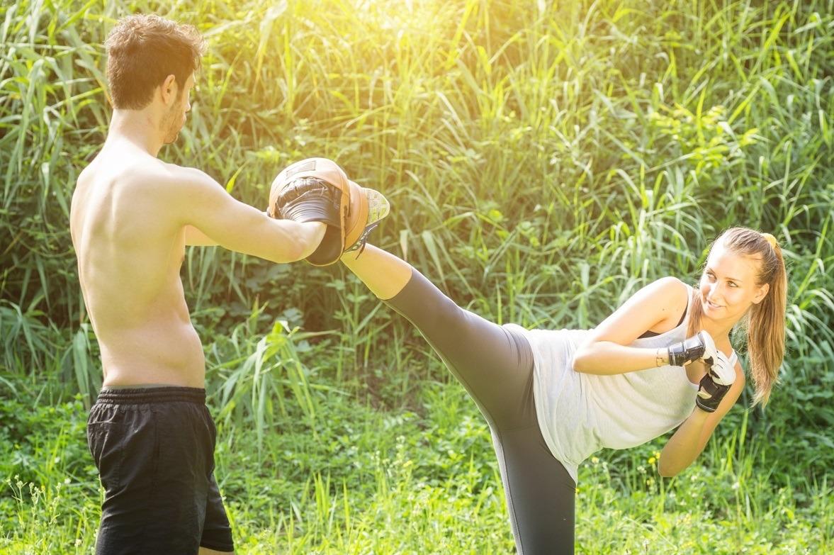 Salud Beneficios para la de Kickboxing