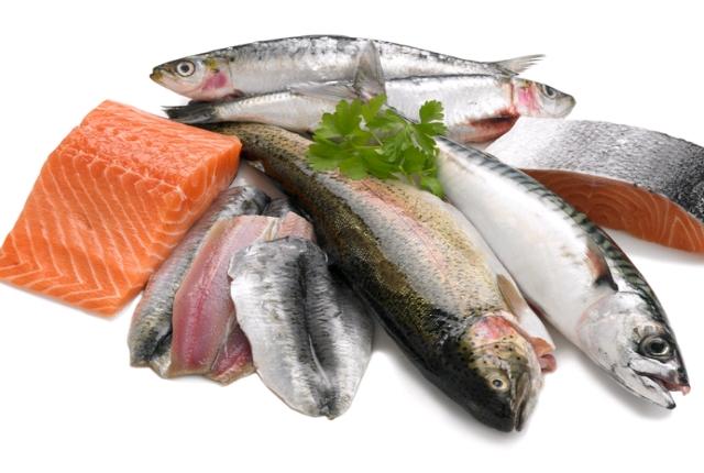 Añadir Pescado Azul a su dieta