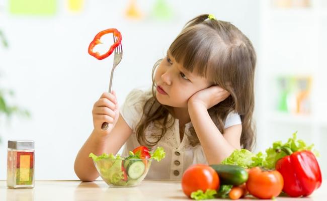 Alimentos esenciales para la nutrición de los niños