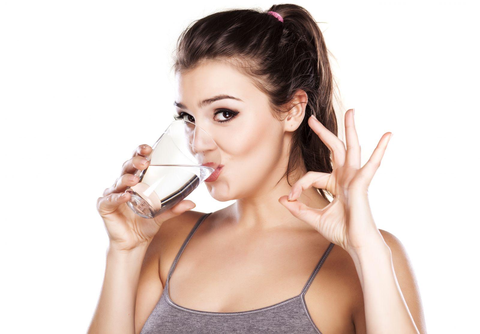 Belleza Beneficios de Agua Potable