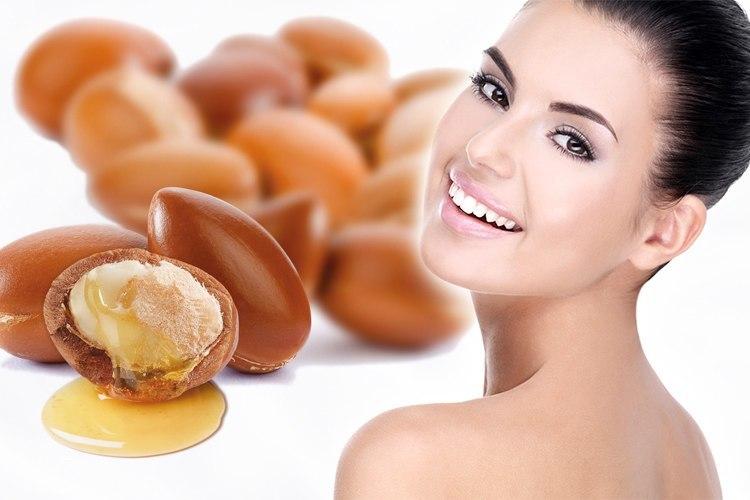 Belleza beneficios del aceite de argán