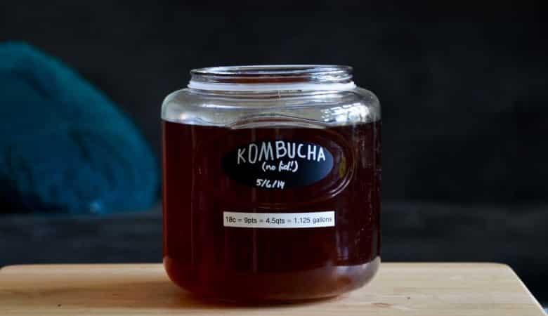 Beneficios para la salud de Kombucha