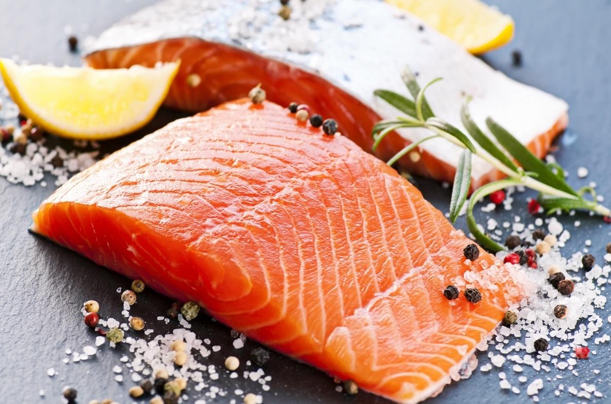 Beneficios para la salud del salmón