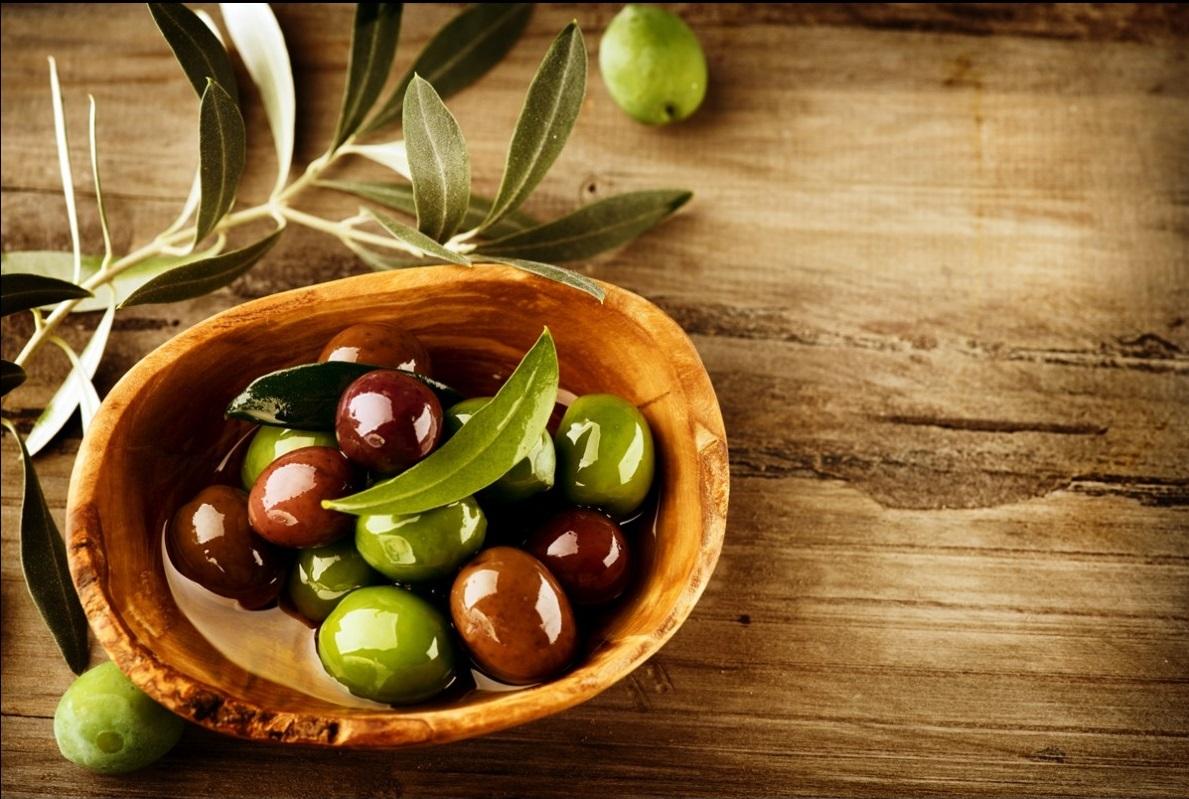 Beneficios para salud de las aceitunas