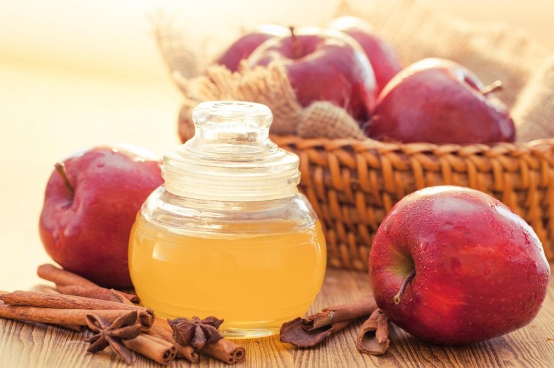 Beneficios para salud del Vinagre de Manzana