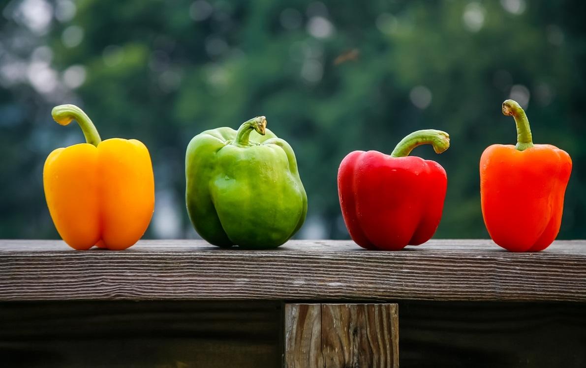 Beneficios para salud del pimiento