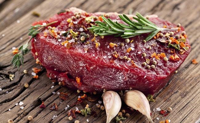 Coma carnes magras