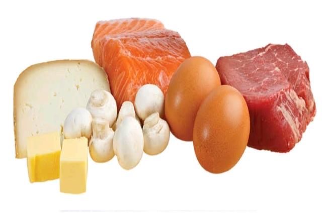 Comer vitamina D Alimentos