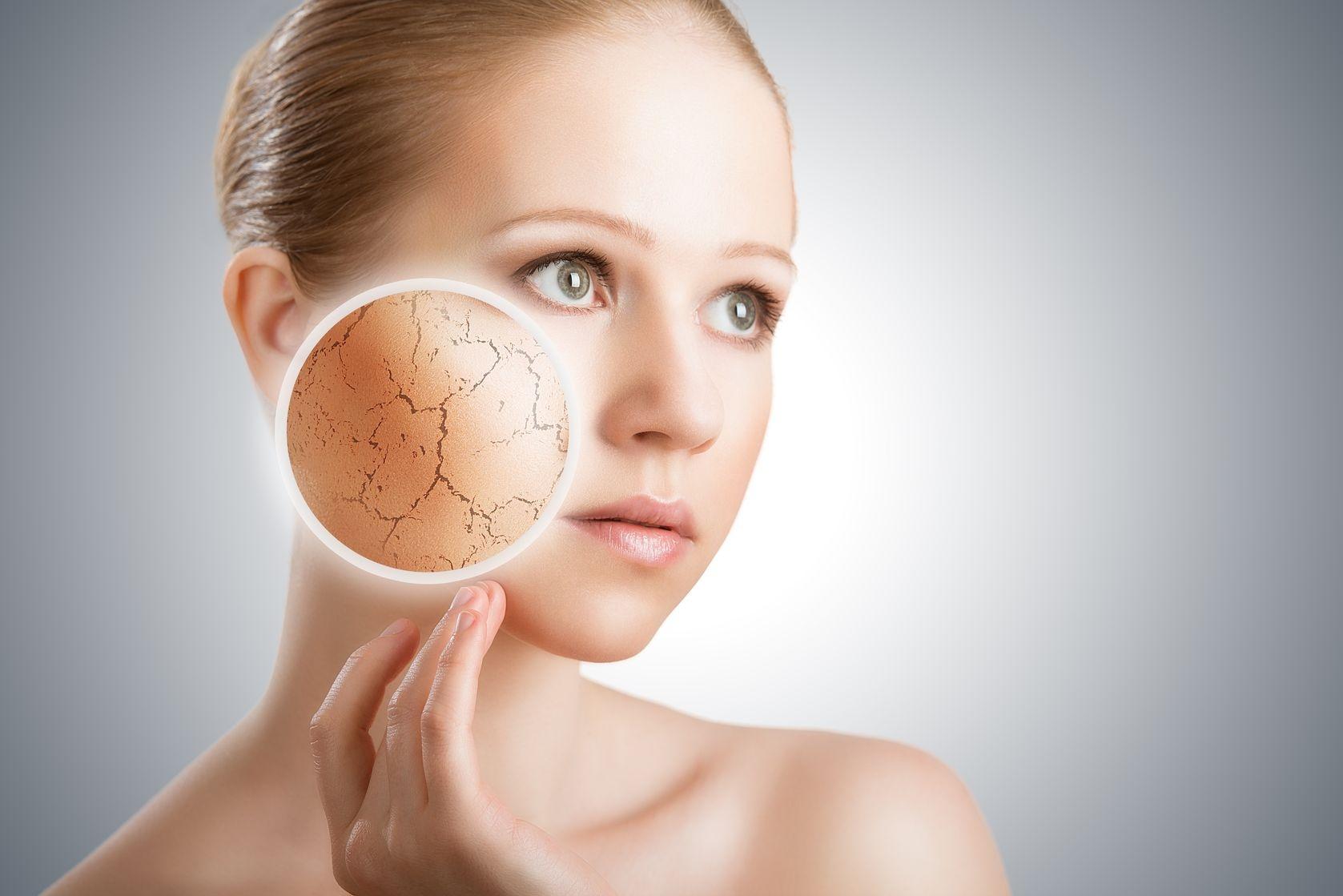 Consejos para la dieta para la piel seca
