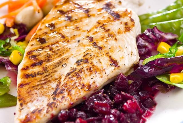 Consumir proteína magra