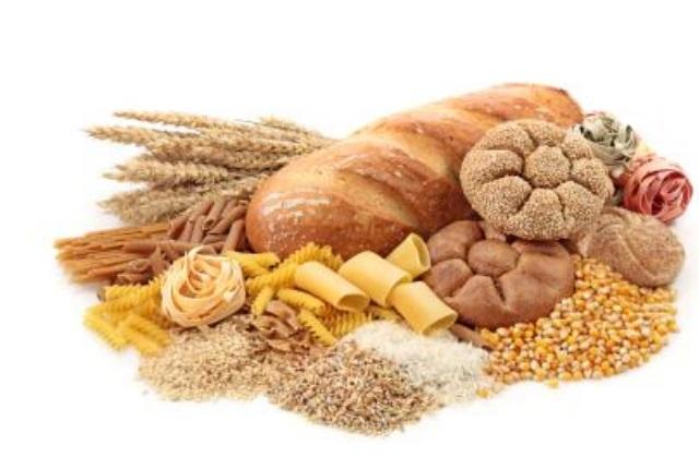 Evitar alimentos de carbohidratos
