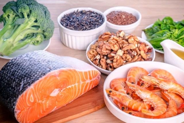 Incluir los ácidos grasos