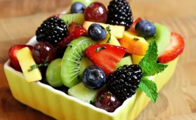 Incluir variedad en su dieta