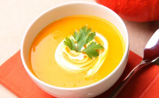 La pérdida de grasa sopa