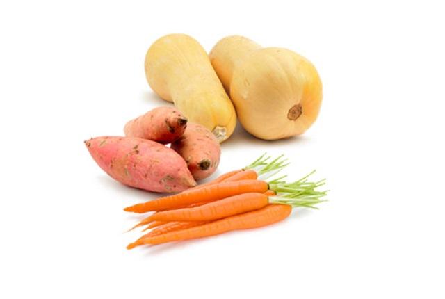 Los beta-caroteno alimentos ricos