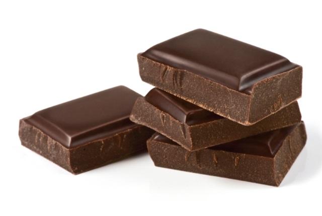 Los chocolates oscuros