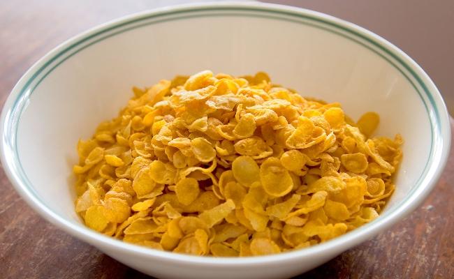 Los copos de maíz