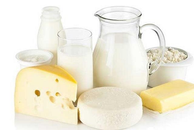 Los productos lácteos