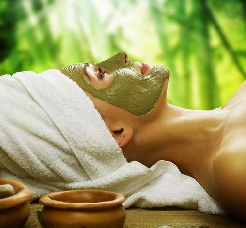 Recetas de la máscara facial del té verde