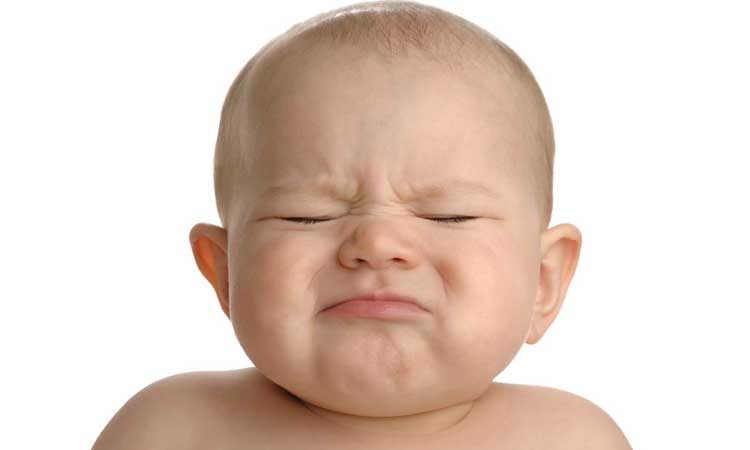 Remedios caseros para curar estreñimiento en bebés
