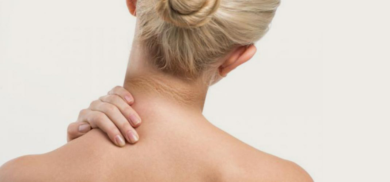 Remedios caseros para el cuello oscuro