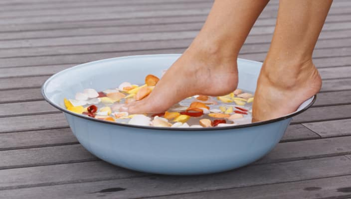 Remedios caseros para la eliminación de pies apestosos
