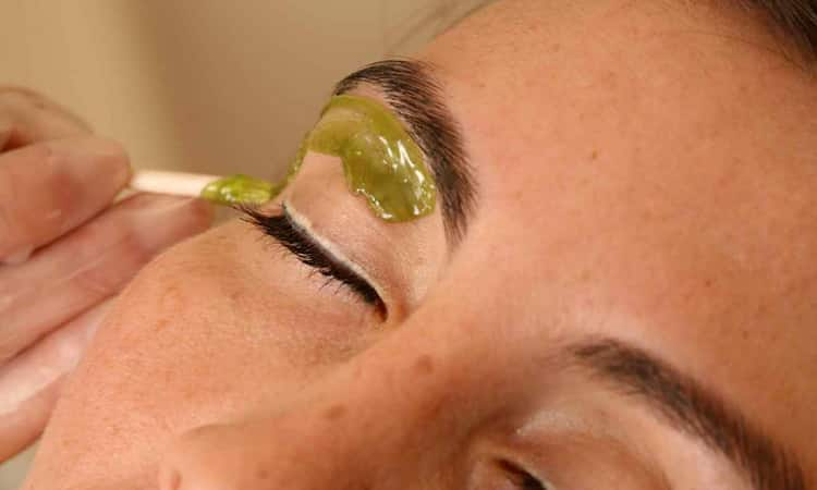 Remedios caseros para las cejas gruesas