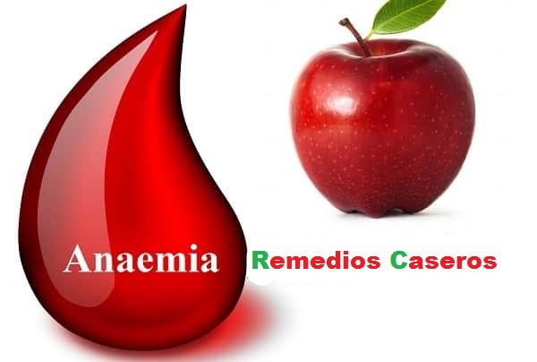 Remedios caseros para superar la anemia