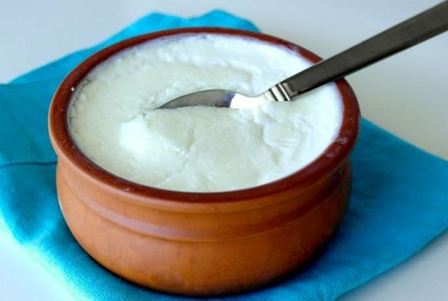 Tomar yogur