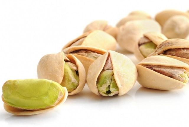 Total pistachos