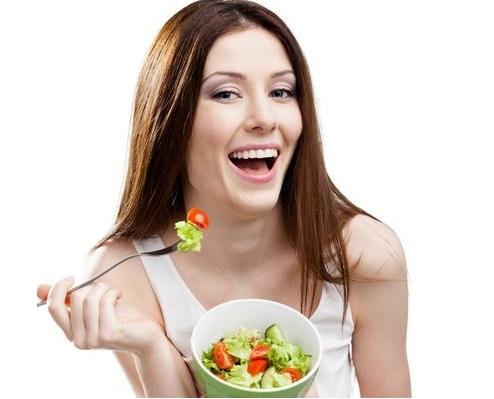 ensaladas sabrosas que le ayudarán a perder peso