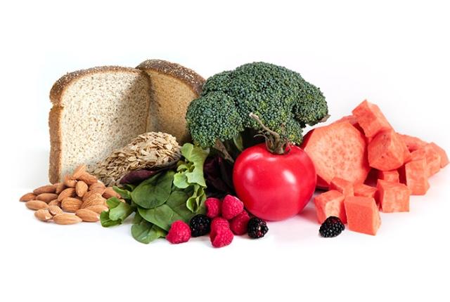 fibra de alimentos ricos es lo que necesita