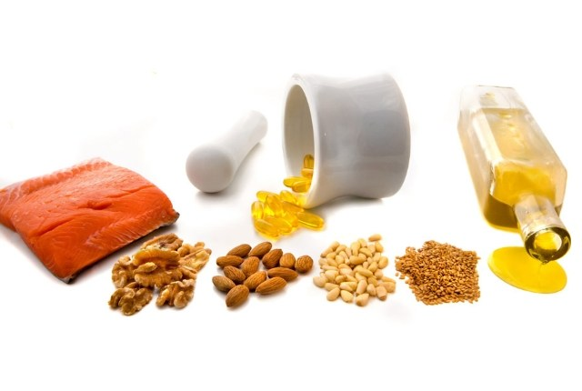 include ácidos grasos esenciales