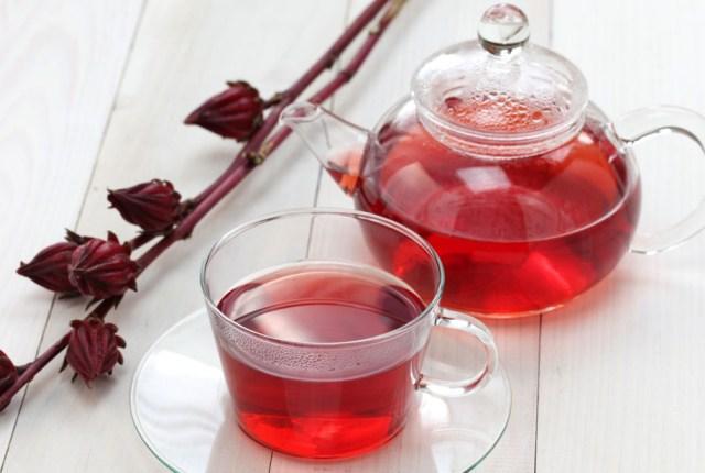 té de hibisco