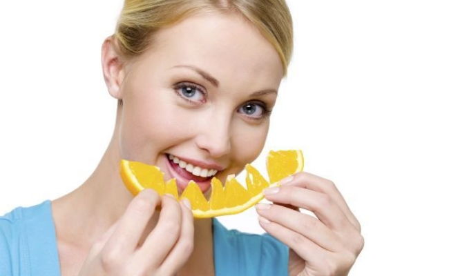 vitamina C ricos Frutas y Verduras