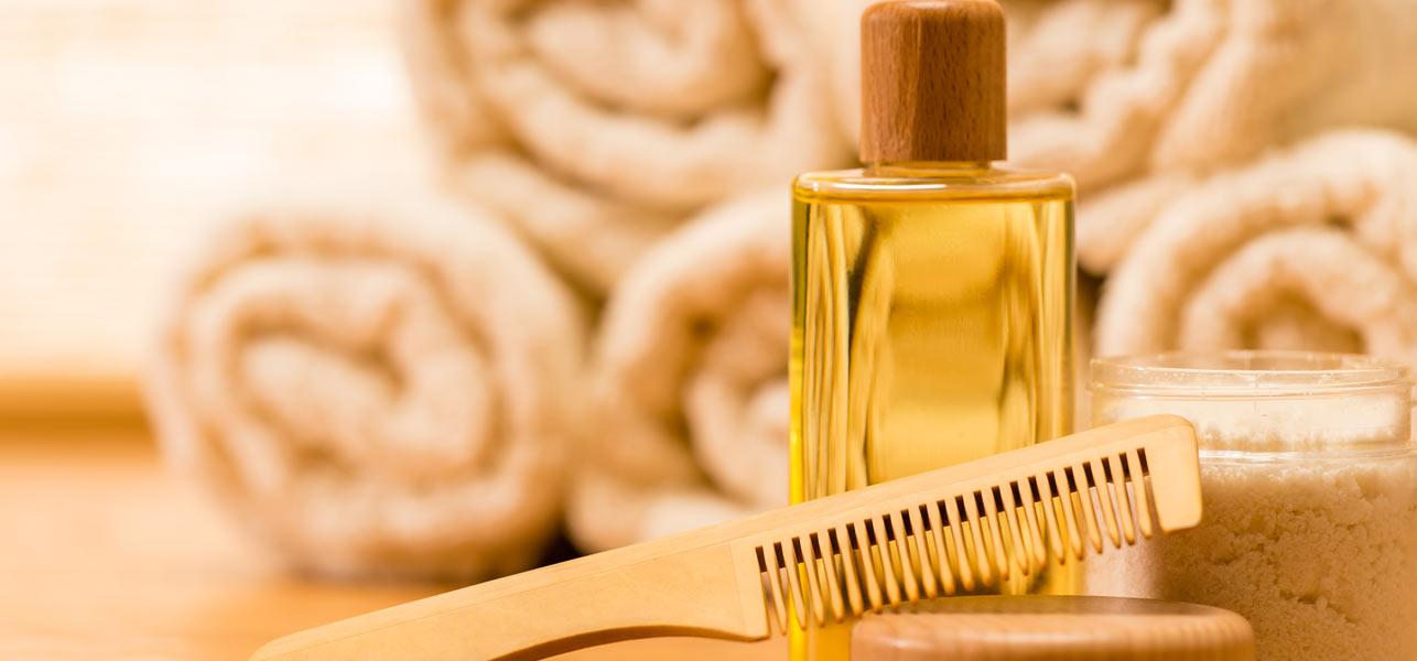 Aceite de oliva eficaz para el cabello seco?